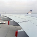 The Airbus A380 Wing.