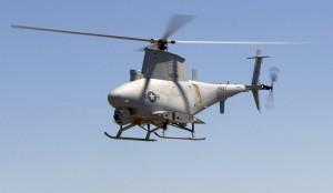 MQ-8 Drone