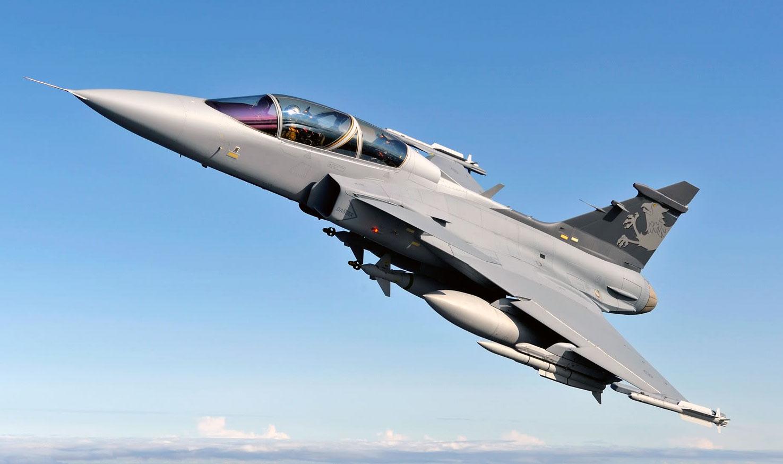 Swiss Pilots Test Next-generation Gripen - Aircraft Info