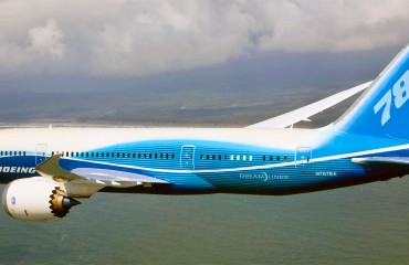 The Boeing 787 Dream