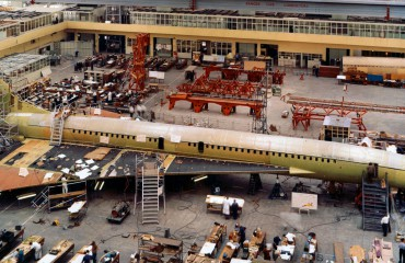 Concorde production