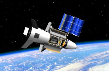 Reusable X-37B space plane
