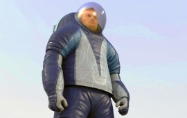 Z2 Space Suit Design